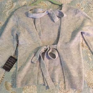 Grey Wool Sweater 🌺🌺